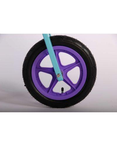 Дървено колело за баланс E&L Cycles - Дисни Замръзналото кралство, 12 инча - 4