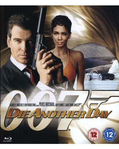 Die Another Day (Blu-Ray) - 1