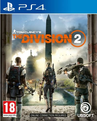 Tom Clancy's The Division 2 (PS4) - 1