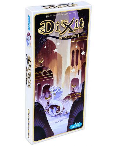 Разширение за настолна игра Dixit 7: Revelations - 1