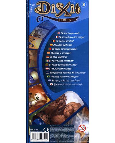 Разширение за настолна игра Dixit 3: Journey - 3