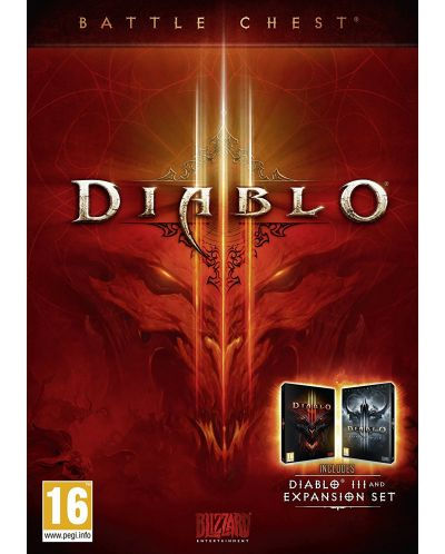 Diablo III Battlechest (PC) - 1