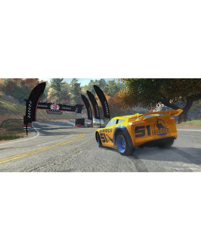 Cars 3: Driven to Win (Nintendo Switch) - 6