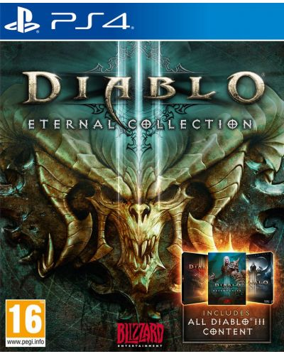 Diablo III: Eternal Collection (PS4) - 1