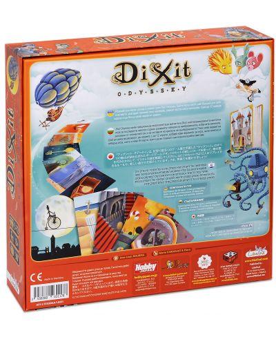 Парти настолна игра Dixit Odyssey - 2