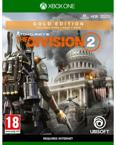 Tom Clancy's The Division 2 Gold Edition (Xbox One) - 1