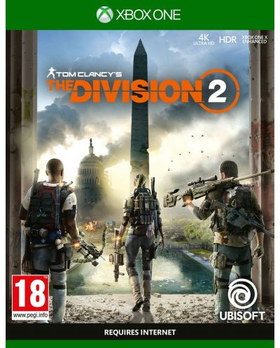Tom Clancy's The Division 2 (Xbox One) - 1