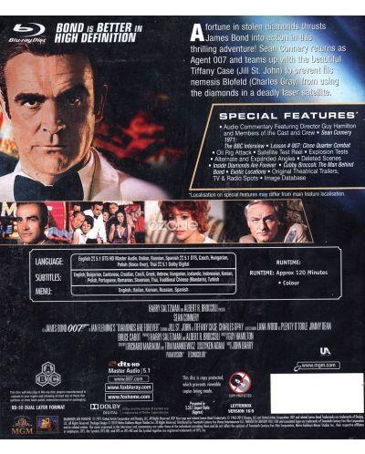 007: Диамантите са вечни (Blu-Ray) - 2