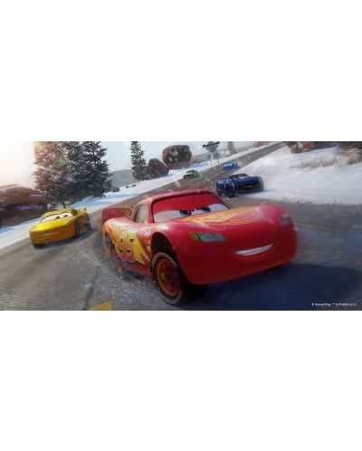 Cars 3: Driven to Win (Nintendo Switch) - 8