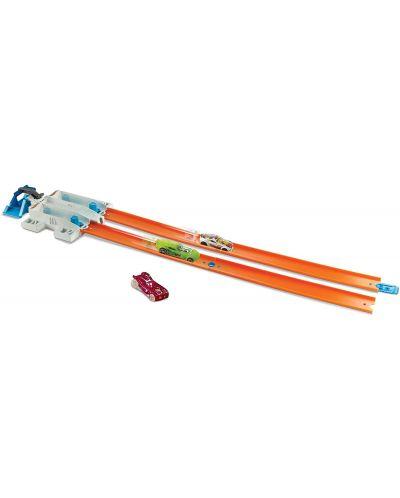 Игрален комплект Mattel Hot Wheels - Двулентова писта - 1