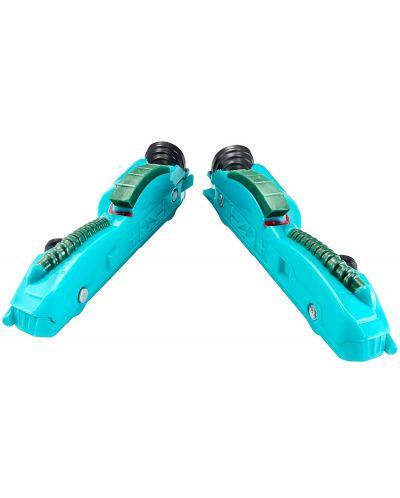 Количка Hot Wheels Split Speeders - Circuit Breaker, разделяща се, с магнит - 4