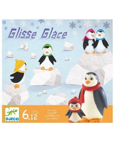 Детска игра Djeco - Glisse Glace, Ледена пързалка - 2