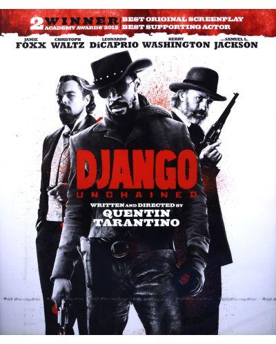 Джанго без окови (Blu-Ray) - 1