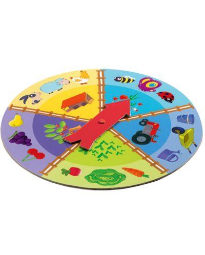 Детска образователна игра Djeco -  Лото ферма - 3