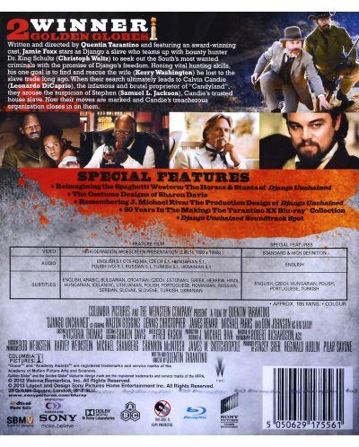 Джанго без окови (Blu-Ray) - 3