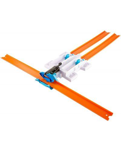 Игрален комплект Mattel Hot Wheels - Двулентова писта - 5
