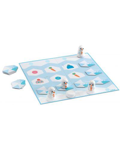 Детска игра Djeco - Snow Snow - 2