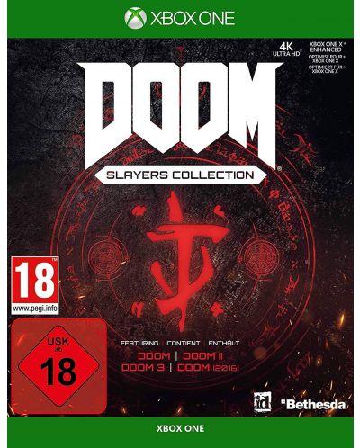 DOOM - Slayers Edition (Xbox One) - 1