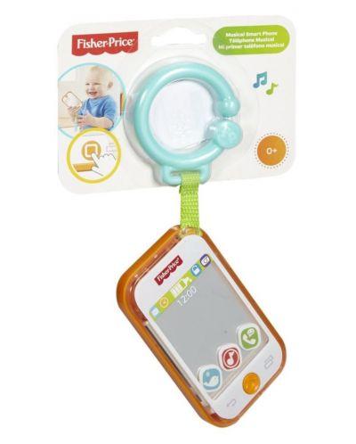Бебешка играчка Fisher Price - Телефон - 1