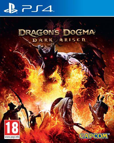 Dragon's Dogma Dark Arisen - HD (PS4) - 1
