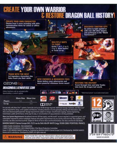 Dragon Ball Xenoverse (Xbox One) - 4