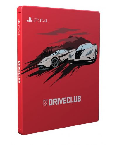 Driveclub Steelbook Edition (PS4) - 5