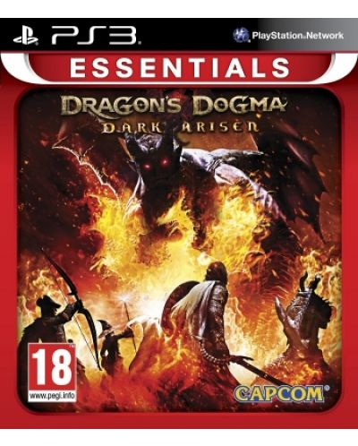 Dragon's Dogma: Dark Arisen - Essentials (PS3) - 1
