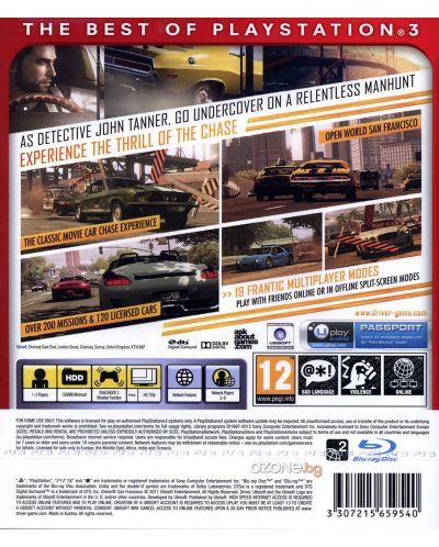 Driver San Francisco - Essentials (PS3) - 3