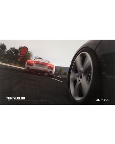 Driveclub Steelbook Edition (PS4) - 8