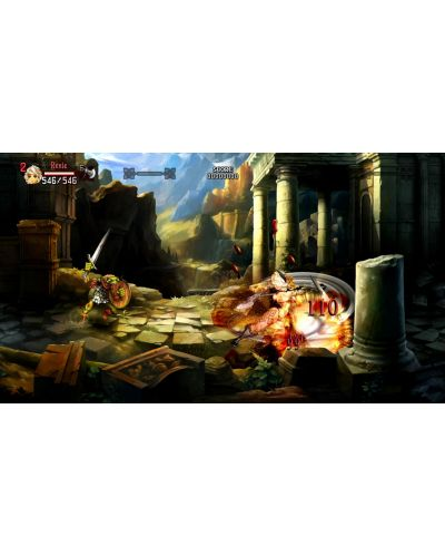 Dragon's Crown Pro: Battle-Hardened Edition (PS4) - 2