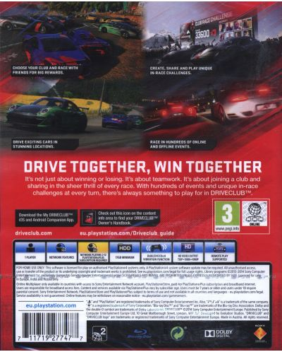 DriveClub (PS4) - 6