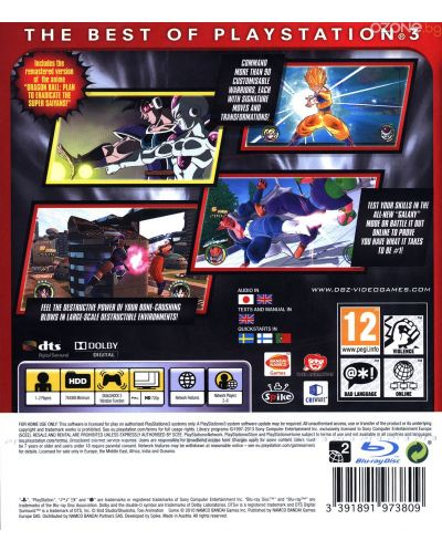 Dragonball: Raging Blast 2 (PS3) - 3