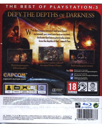 Dragon's Dogma: Dark Arisen - Essentials (PS3) - 2