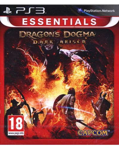 Dragon's Dogma: Dark Arisen - Essentials (PS3) - 4