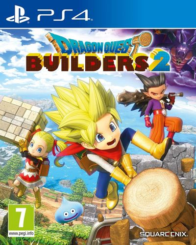 Dragon Quest Builders 2 (PS4) - 1