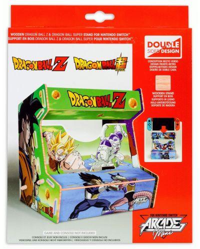 Стойка за конзола Microids Arcade Mini Dragon Ball Z (Switch) - 1