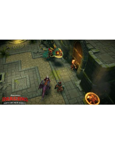 Dreamworks Dragons: Dawn of New Riders (Xbox One) - 4