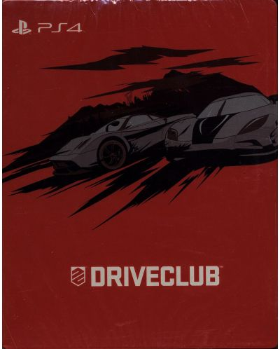 Driveclub Steelbook Edition (PS4) - 1
