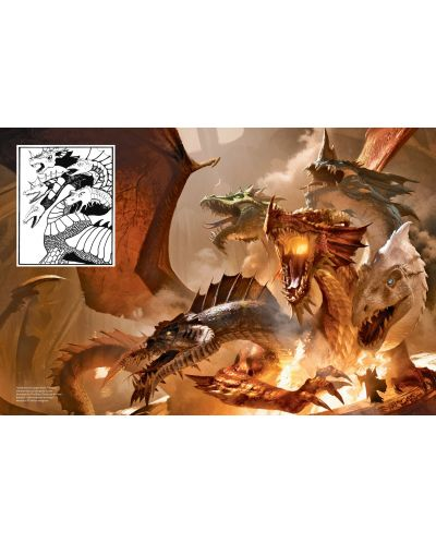 Dungeons and Dragons Art and Arcana: A Visual History (Hardcover) - 8