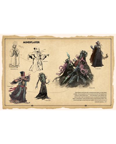 Dungeons and Dragons Art and Arcana: A Visual History (Hardcover) - 9