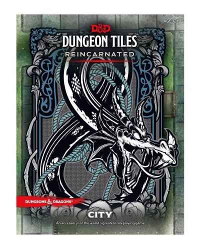 Dungeons & Dragons - Dungeon Tiles Reincarnated - City - 1