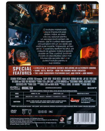 Escape Room: Играй или умри (DVD) - 2