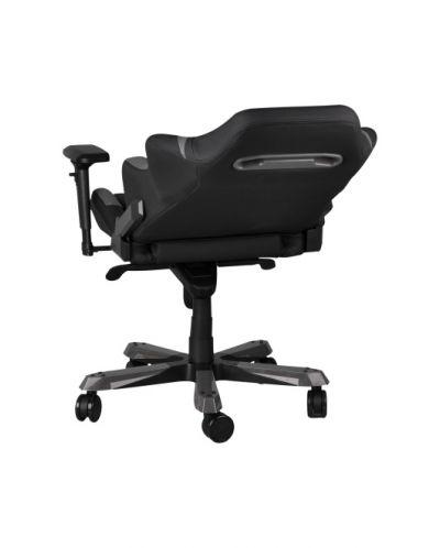 Геймърски стол DXRacer Iron - черен/сив (OH/IF166/NG) - 10