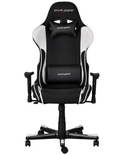 Геймърски стол DXRacer Formula - черен/бял (OH/FE11/NW) - 3