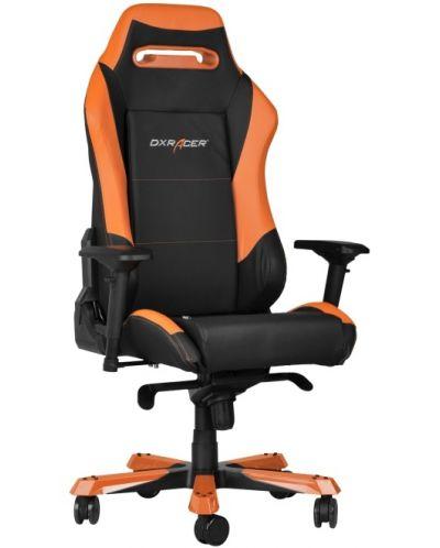 Геймърски стол DXRacer Iron - черен/оранжев (OH/IF11/NO) - 5