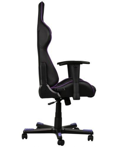Геймърски стол DXRacer Formula - черен/лилав (OH/FE08/NV) - 8