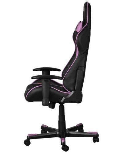 Геймърски стол DXRacer Formula - черен/розов (OH/FE08/NP) - 9