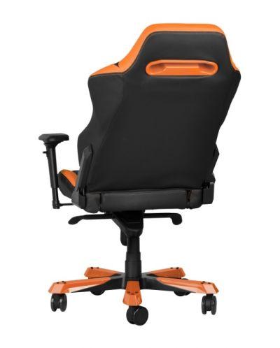 Геймърски стол DXRacer Iron - черен/оранжев (OH/IF11/NO) - 8