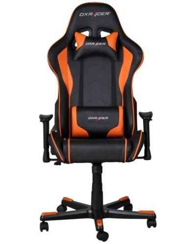Геймърски стол DXRacer Formula - черен/оранжев (OH/FE08/NO) - 2