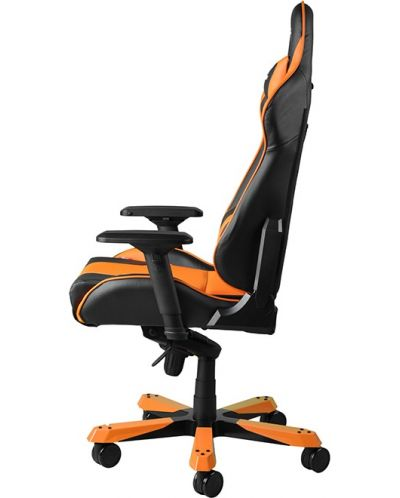 Геймърски стол DXRacer King - черен/оранжев (OH/KF06/NO) - 13